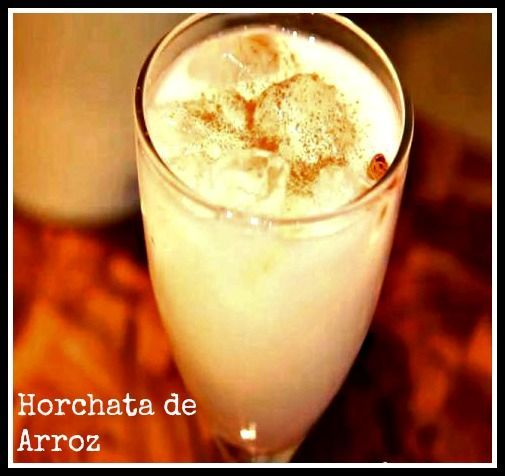 de Arroz, a popular #Mexican #summer #drink made with ground rice ...
