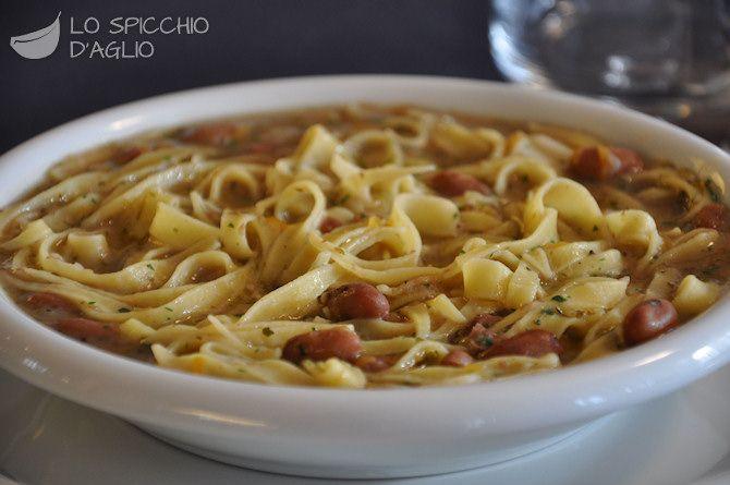 Pasta e fagioli | Primi piatti di verdure | Pinterest
