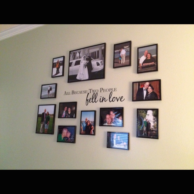 Master Bedroom Wall Collage For The Home Pinterest   Bedroom Wall Collage  Ideas .