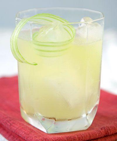 Friday Cocktails: Celery Gimlet - Saveur.com