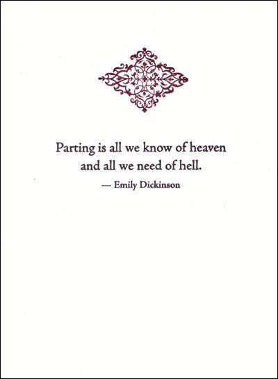 emily dickinson thesis paper