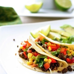 Black Bean Tacos | Food Spotting | Pinterest