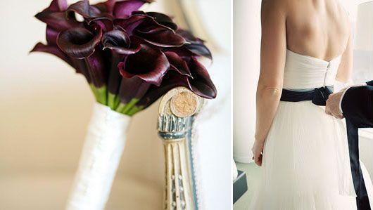 black lillies = win!