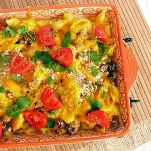 Chorizo Mac and Cheese | Recipe
