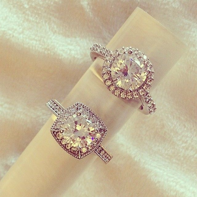 Pinterest Wedding Rings Diamond Engagement Rings