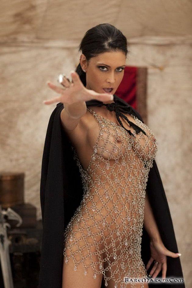 cosplay renaissance girl nude