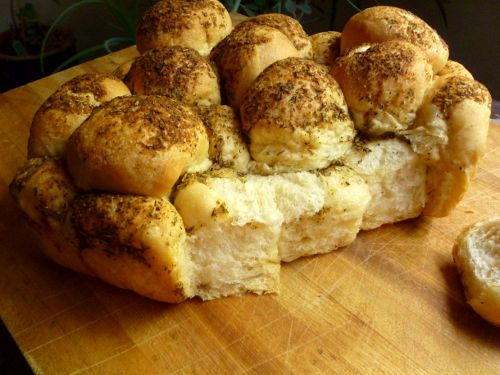 Bread Baking: Savory Monkey Bread | Serious Eats : Recipes