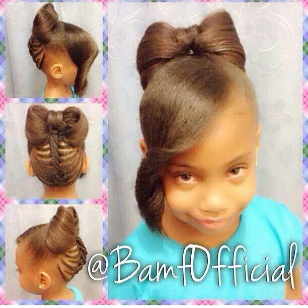Little Girl Hairstyles Flat Iron | newhairstylesformen2014.com