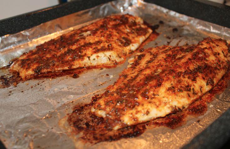 Baked cajun catfish cajun and creole lifestyles and for Cajun fish recipes