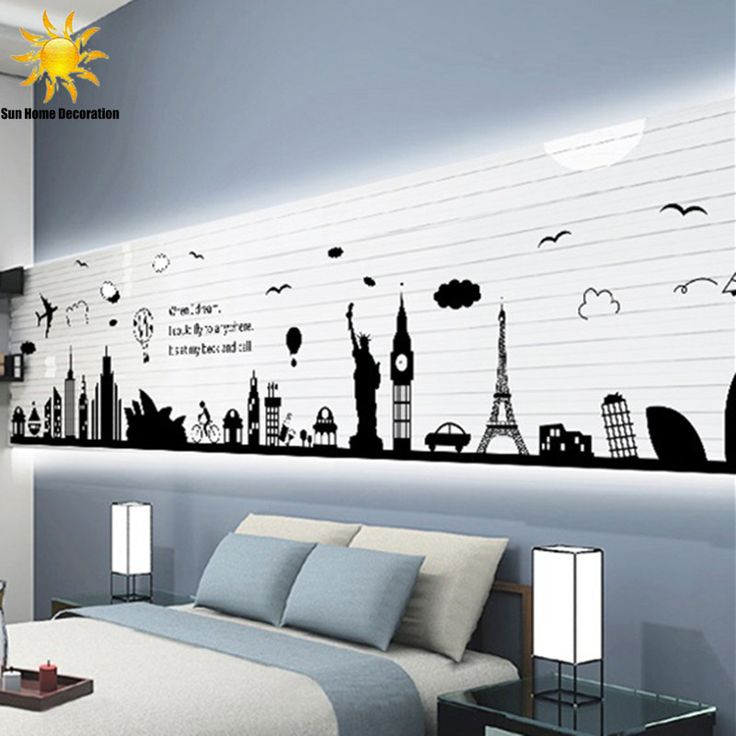 Letto Da Muro.Disegni Sul Muro Camera Da Letto Good Tele Moderne Camera Da Letto