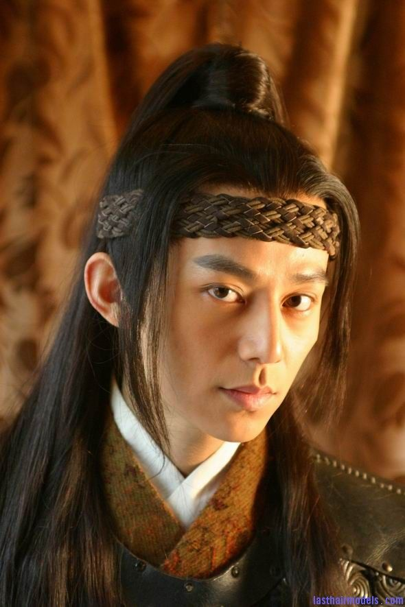 Traditional Chinese hairstyles. | Mulan 2013 | Pinterest