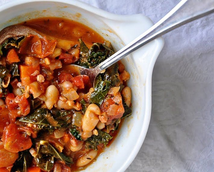 Ribollita (Traditional Tuscan Soup) | soup | Pinterest