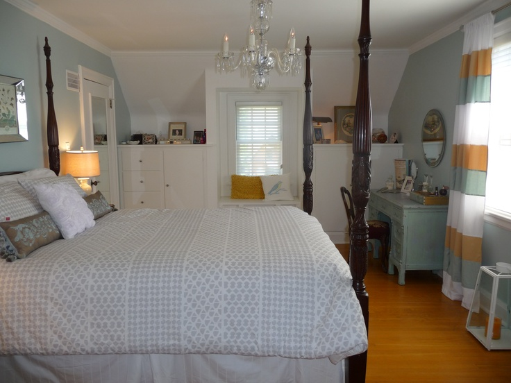 woodlawn blue by benjamin moore master br pinterest. Black Bedroom Furniture Sets. Home Design Ideas