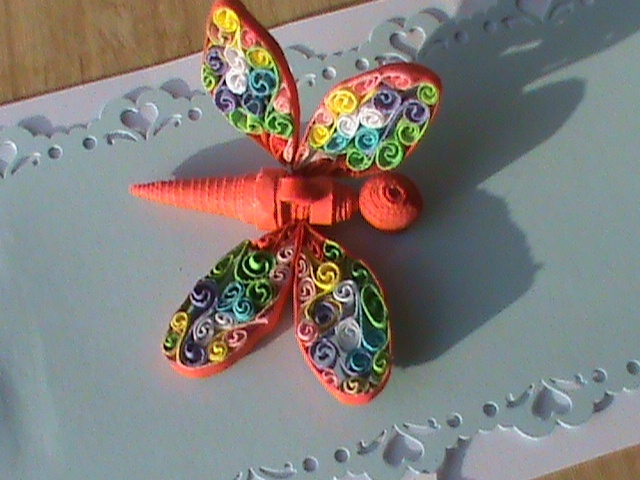 Quilling Bugs Insects