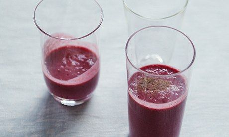 More like this: blackberries , cinnamon and smoothie .