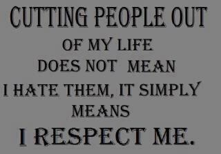 Respect Yourself!