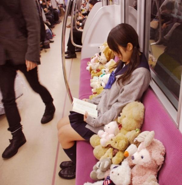 Japanese train.