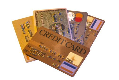 credit card charges to business