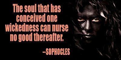 Dark Evil Demonic Quotes. QuotesGram