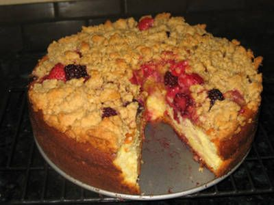 Behemoth Crumb Cake Recipe — Dishmaps