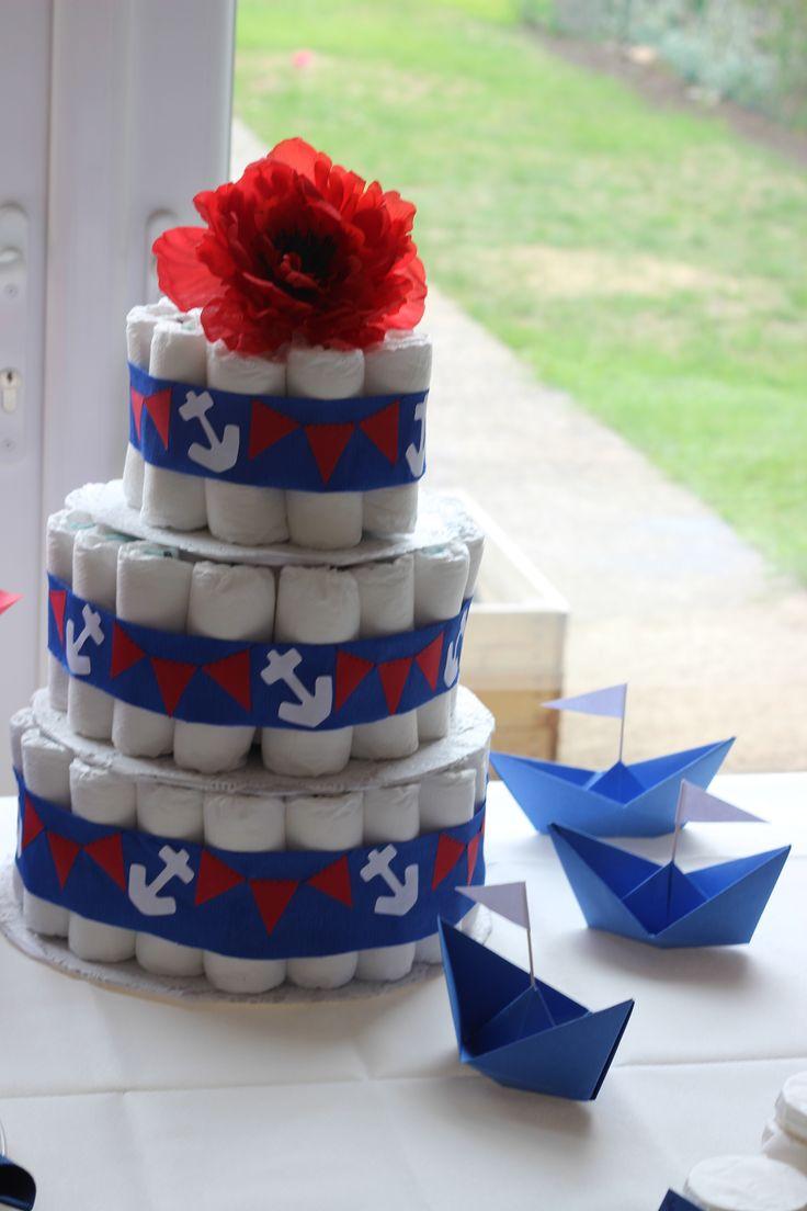 Nautical Cake Decorations Uk : Pin by Kearstyn Weber on Parties Pinterest