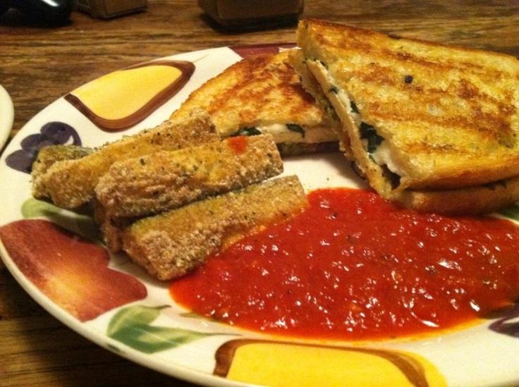 Panini-Grilled Chicken Teriyaki Recipes — Dishmaps