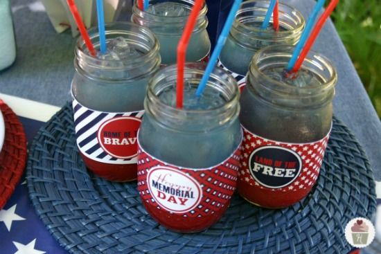 memorial day party drinks