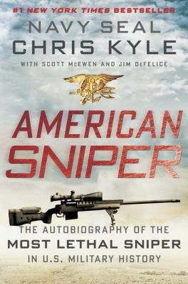 The astonishing autobiography of SEAL Chief Chris Kyle, whose record 150 confirmed kills make him the most deadly sniper in U.S. military history.