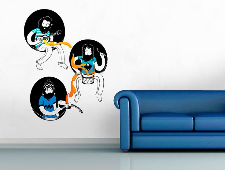 Murals van the Wallery. | Design | Pinterest: pinterest.com/pin/220394975486977822