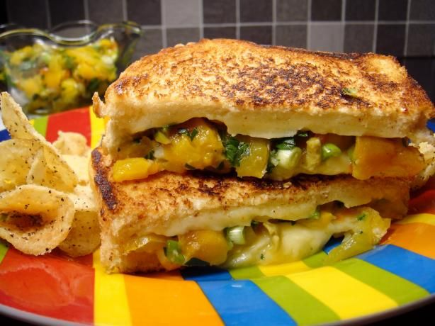 Fancy Grilled Cheese Sandwiches Recipes | Gourmet Grilled Cheese ...