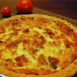 -tomato pie - This amazing pie combines Romas, mozzarella, cheddar ...