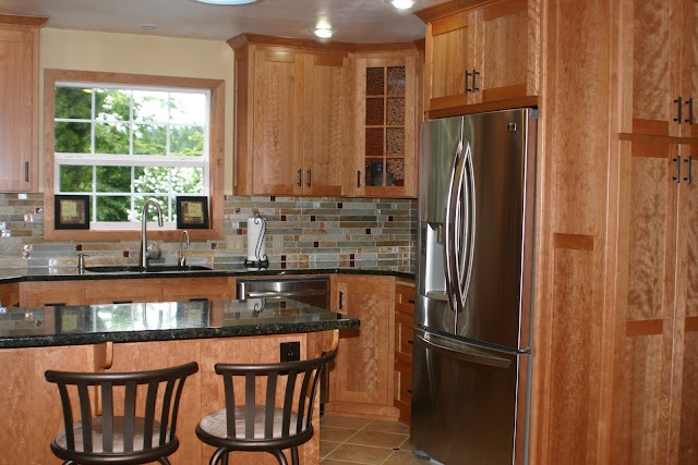 another fire and ice backsplash kitchens pinterest