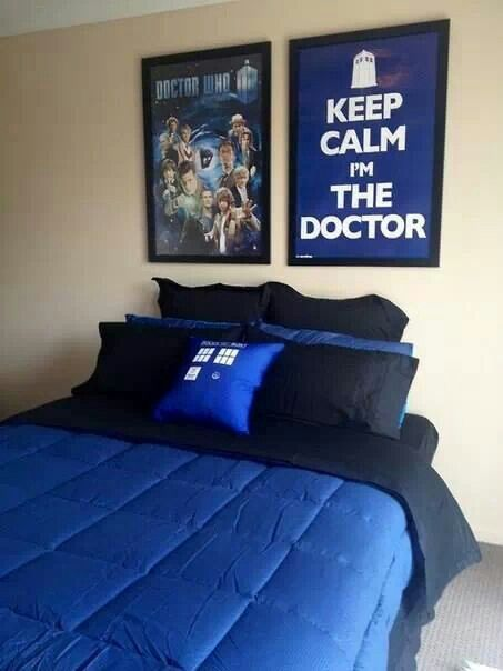 doctor who bedroom doctor who pinterest