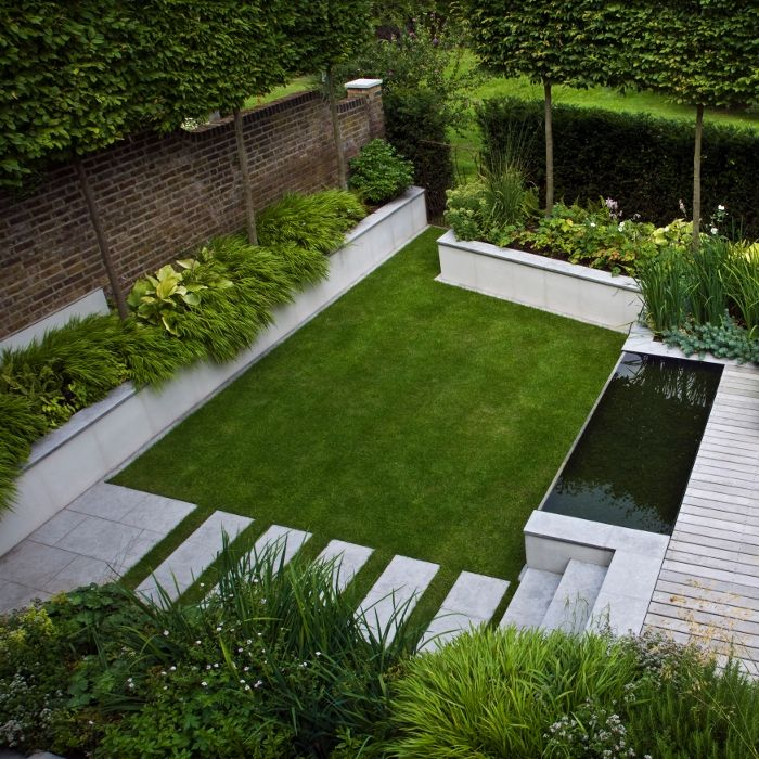Landform consultants st margarets gardens pinterest for Garden designs pinterest