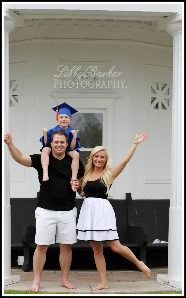 School Graduation! Such an adorable family.. cant wait to add a little one in the mix! @Justin Dickinson-Jaime Forrest // Libby Barker Photography // Middle Tennessee Photographer
