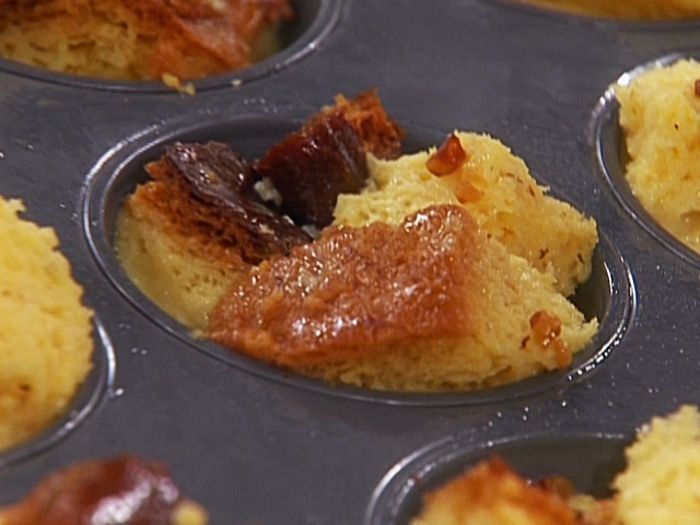 images of foodnetwork bread pudding | Eggnog-Panettone Bread Pudding ...