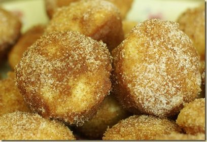 Cinnamon Brown Butter Breakfast Puffs Recipe — Dishmaps