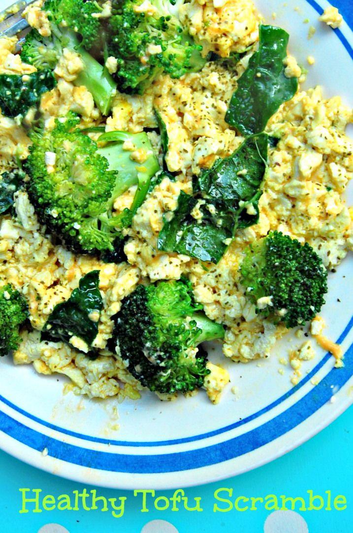 Broccoli Cheddar Scramble Recipes — Dishmaps