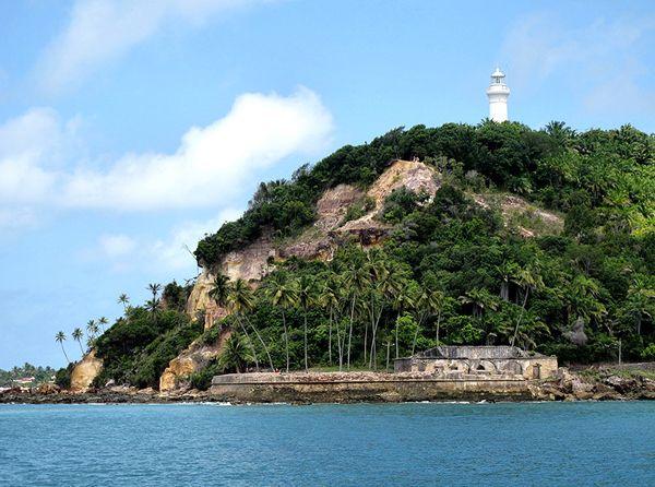 Tinharé Island Brazil
