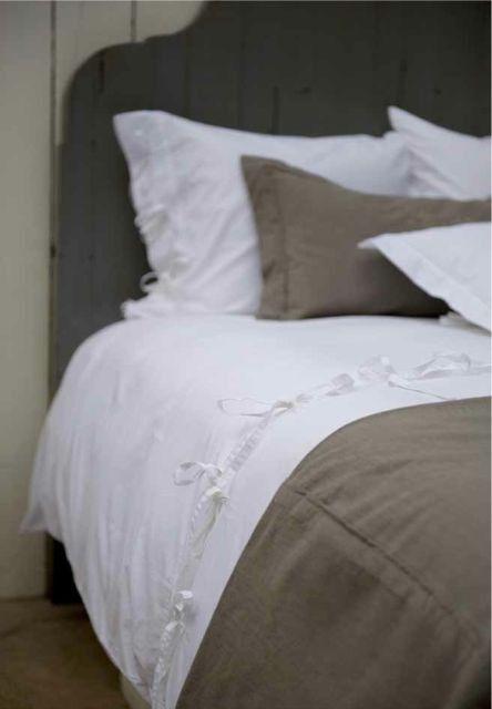 Slaapkamer Ideeen Taupe : Slaapkamer taupe ml fabrics sprei florence ...
