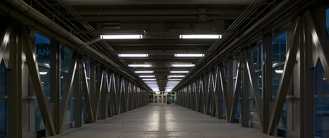 Day 100: New Destiny Walkway by george.m.hernandez, via Flickr