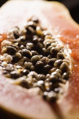 How to Freeze Papaya