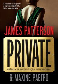 """Private"", by James Patterson"