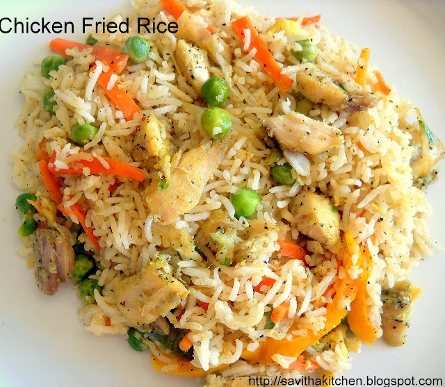 Chicken Fried Rice | Parties | Pinterest