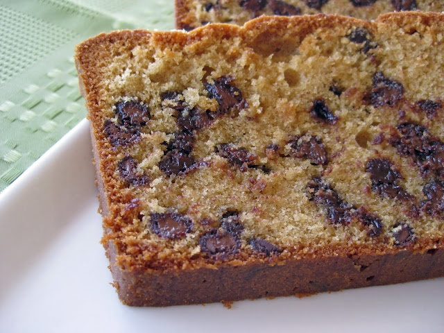 Peanut Butter Chocolate Chip Pound Cake | Recipes to Try | Pinterest
