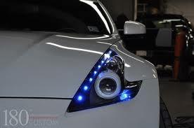 Aftermarket Headlights Nissan 370z Aftermarket Headlights