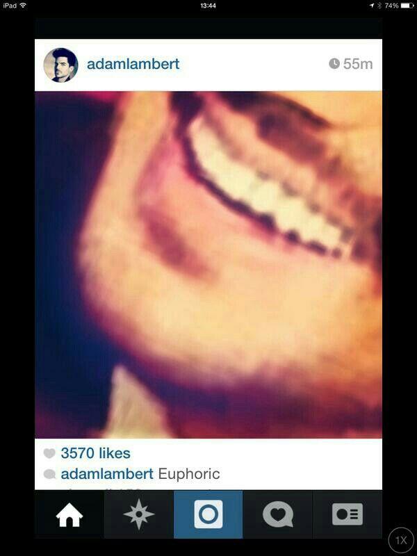 adam s instagram post adam lambert pinterest