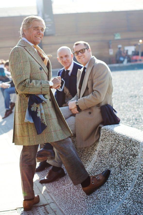 Italian Men Street Style Mens Fashion Pinterest