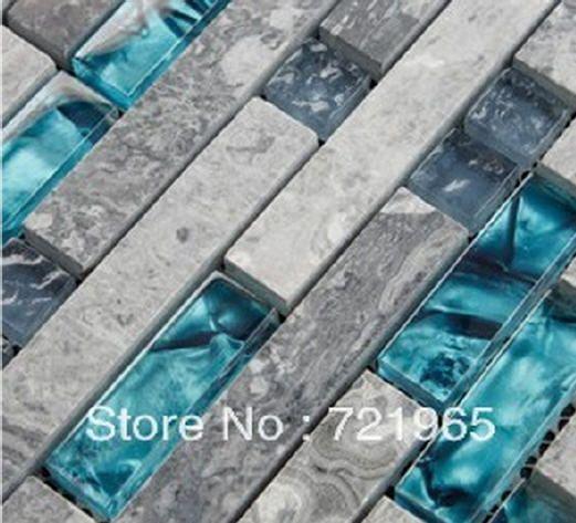 Best Blue And Gray Backsplash For The House Pinterest 400 x 300