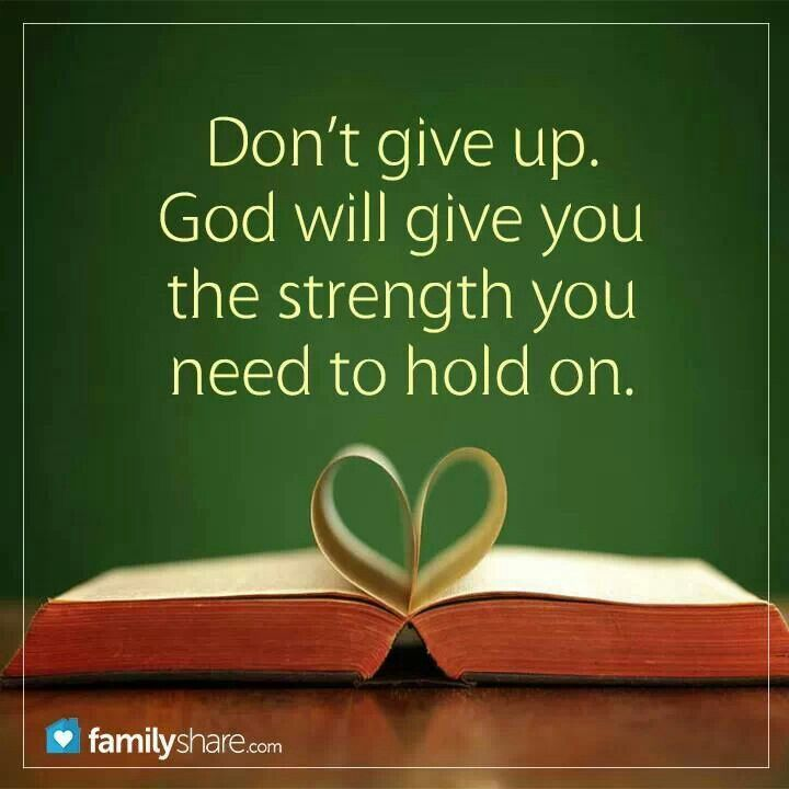 God Strength Quotes: Favorite Quotes/Verses